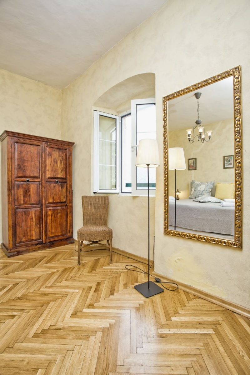 1154 Bedroom # 2. Views of Kotor Bay. The Stone House, 165 Prcanj
